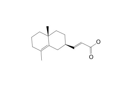 Macrophyllic acid A
