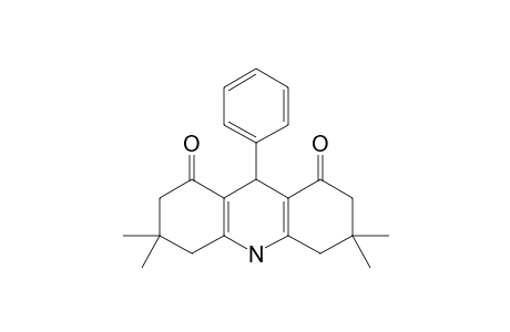 3,3,6,6-TETRAMETHYL-9-PHENYL-1,2,3,4,5,6,7,8,9,10-DECAHYDROACRIDINE-1,8-DIONE