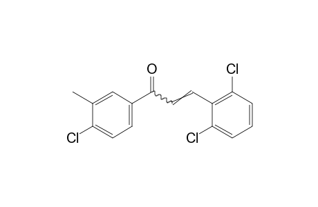 3'-methyl-2,4',6-trichlorochalone