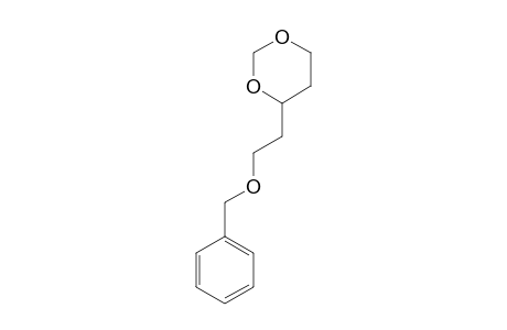 (R)-4-(2'-PHENYLMETHOXYETHYL)-1,3-DIOXAN