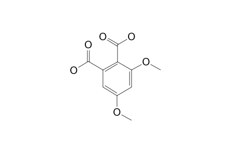 3,5-DIMETHOXY-PHTHALIC-ACID