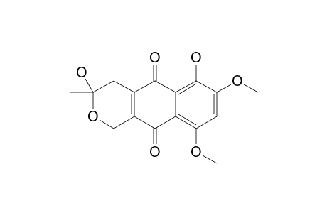 8-O-METHYL-FUSOSUBIN