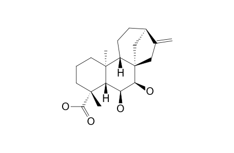 ENT-6-BETA,7-BETA-DIHYDROXY-KAUR-16-EN-19-OIC-ACID