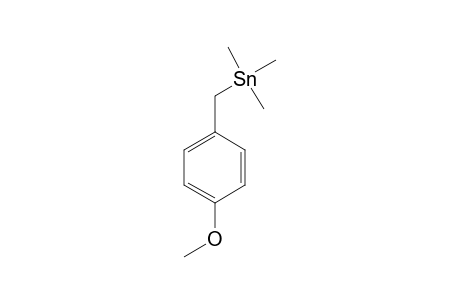 PARA-METHOXY-BENZYL-TRIMETHYL-STANNANE