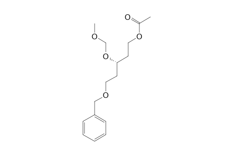 (R)-3-METHOXYMETHOXY-5-PHENYLMETHOXYPENTAN-1-OL
