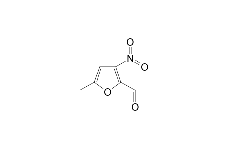 5-methyl-3-nitro-furfural