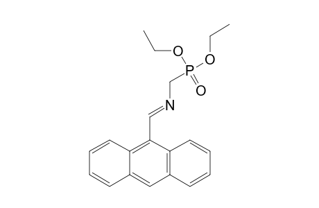DIETHYL-N-9-ANTHRYLIDENAMINOMETHYLPHOSPHONATE