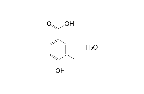 3-Fluoro-4-hydroxybenzoic acid hydrate
