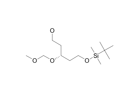 (R)-5-(TERT.-BUTYLDIMETHYLSILYLOXY)-3-METHOXYMETHOXY-PENTAN-1-OL