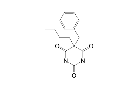 1-BENZYL-1-N-BUTYL-BARBITURIC-ACID