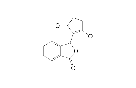 3-(2-HYDROXY-5-OXOCYCLOPENT-1-ENYL)-ISOBENZOFURAN-1(3H)-ONE