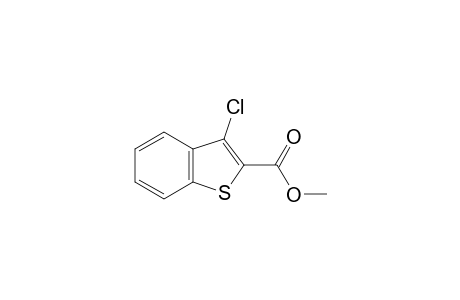 Methyl 3-chlorobenzo[b]thiophene-2-carboxylate