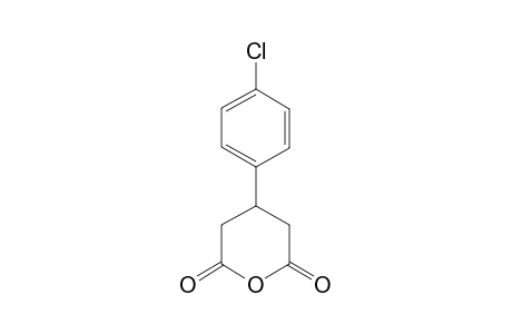 3-(4-CHLOROPHENYL)-GLUTARIC-ANHYDRIDE