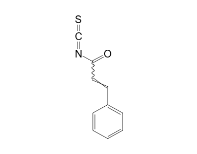 CINNAMIC ACID, ANHYDRIDE WITH ISOTHIOCYANIC ACID - SpectraBase