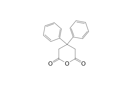 3,3-DIPHENYL-GLUTARIC-ANHYDRIDE