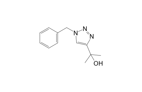 1-benzyl-alpha,alpha-dimethyl-1H-1,2,3-triazole-4-methanol