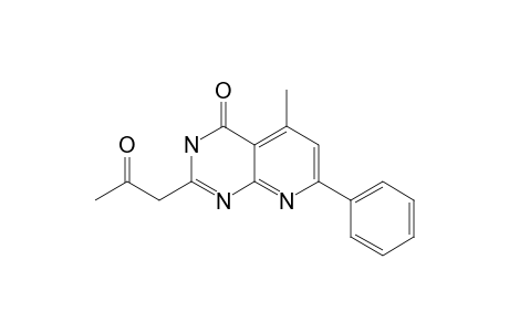 5-METHYL-7-PHENYL-2-PROPANONE-3H-PYRIDO-[2,3-D]-5-PYRIMIDINE-4-ONE