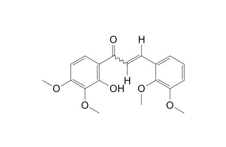 2'-hydroxy-2,3,3',4'-tetramethoxychalcone