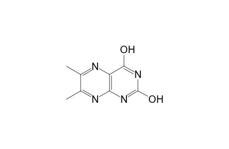6,7-dimethyllumazine