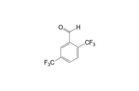 2,5-Bis(trifluoromethyl)benzaldehyde