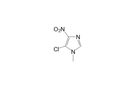 5-Chloro-1-methyl-4-nitroimidazole