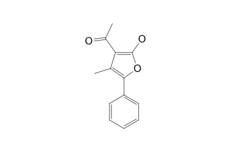 1-[3-(2-HYDROXY-4-METHYL-5-PHENYL)-FURANYL]-ETHANONE