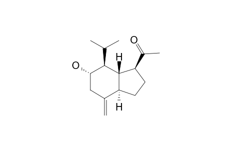 6-ALPHA-HYDROXY-ANHYDROOPLOPANONE