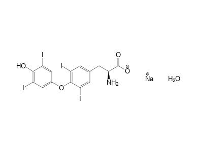 Levothyroxine Sodium Atr Ir Spectrum Spectrabase