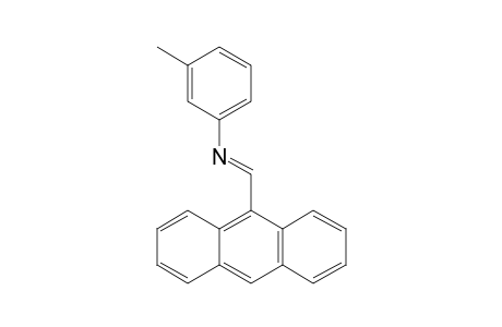 N-[(9-anthryl)methylene]-m-toluidine