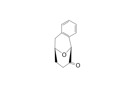 (5RS,9RS)-(+/-)-7,8,9,10-TETRAHYDRO-5,9-EPOXY-BENZOCYCLOOCTEN-6(5H)-ONE